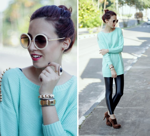 LOOK MINT. SWEATER[