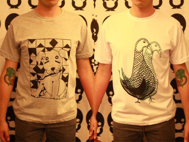 camiseta passarão e elis