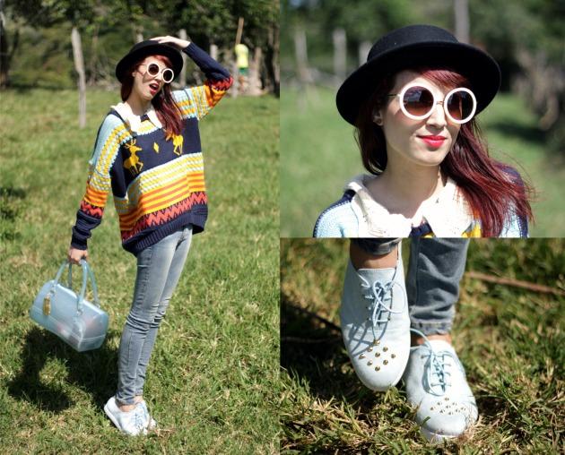 look sweater petite jolie 2