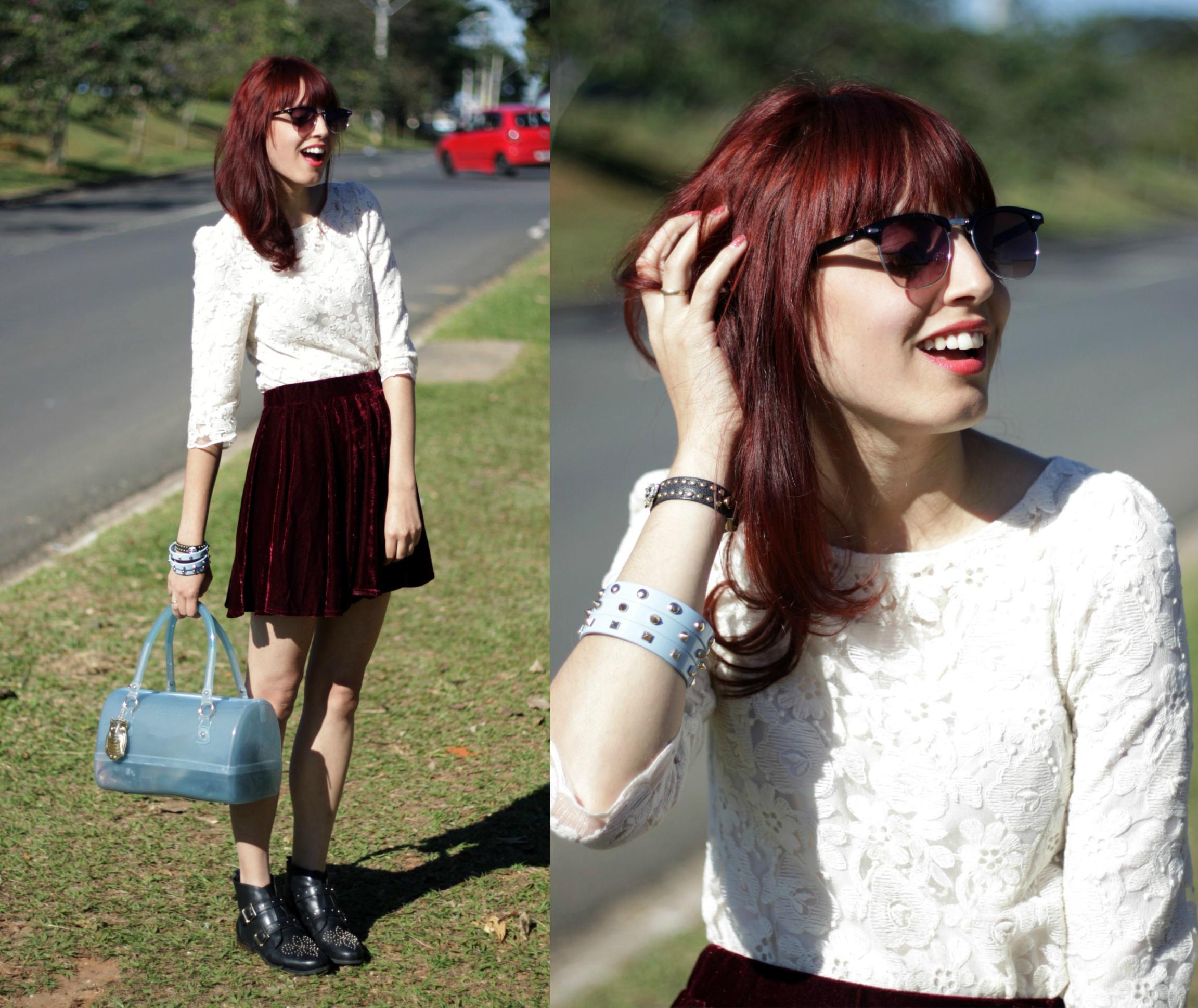look dress + skirt .