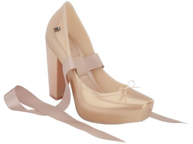 Ballet Heel